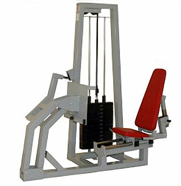 Horizontal Legpress-cihly